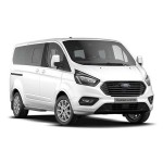 Ford Tourneo Custom (пассажир) 2018-
