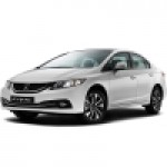 Honda Civic 4D '17-