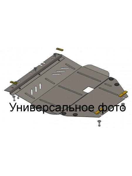 Защита двигателя, КПП, радиатора для авто Toyota Corolla 2001-2007 V-1,3; 1,4; 1.6; 1,8D ( TM Kolchuga ) Стандарт