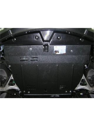 Защита двигателя, КПП, радиатора для авто Hyundai Grandeur 2005-2011 V-все ( кроме дизеля ) АКПП ( TM Kolchuga ) Стандарт