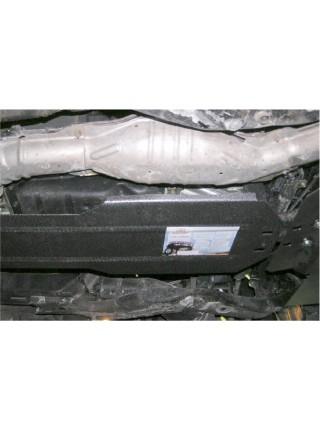 Защита МКПП для авто Subaru  Forester 2002-2008 V-все ( TM Kolchuga ) ZiPoFlex