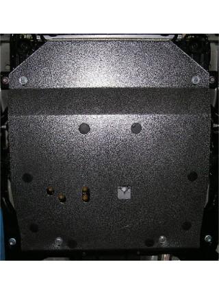 Защита двигателя, КПП, радиатора для авто Suzuki Grand Vitara 2005- V-1,6; 2,0; 2,4; 1,9D; ( TM Kolchuga ) ZiPoFlex