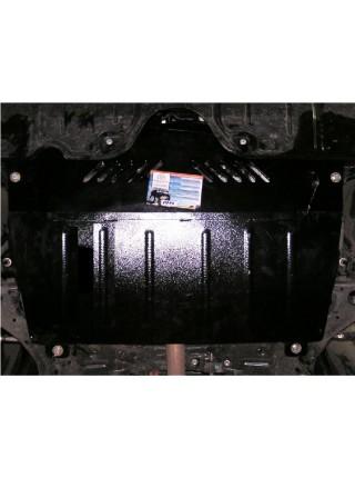 Защита двигателя, КПП для авто Toyota Camry XV40 2007-2011 V-все  (сборка ОАЕ на АКПП)  ( TM Kolchuga ) ZiPoFlex