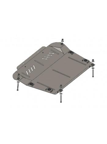 Защита двигателя, КПП для авто Toyota Aurion 2006-2012 V-все ( TM Kolchuga ) Стандарт