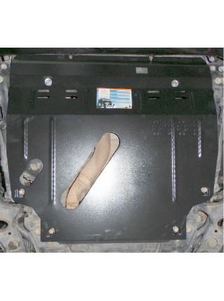 Защита двигателя, КПП, радиатора для авто Toyota RAV 4 III 2005-2012 V-2,0 2,5 АКПП МКПП ( TM Kolchuga ) Стандарт