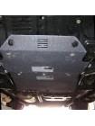 Защита двигателя и КПП для авто Toyota Land Cruiser 100 1997-2007 V-4.7Б, V-4,2TD (бензин) ( TM Kolchuga ) Стандарт