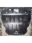 Защита двигателя, КПП, радиатора для авто Peugeot 806 1994-2002 V-1,8; 2.0; 1,9D; (кроме 2,0 HDI) ( TM Kolchuga ) Стандарт
