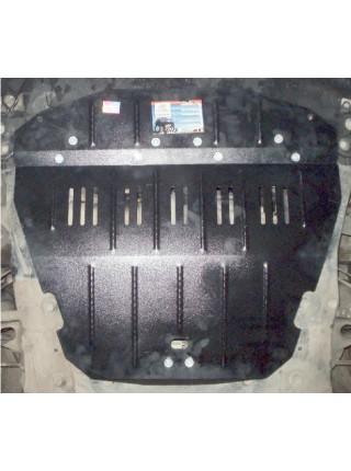 Защита двигателя, КПП, радиатора для авто Peugeot Expert 1995-2007 V-1,6; 2,0; 1,9D; (кроме 2,0 HDI) ( TM Kolchuga ) ZiPoFlex