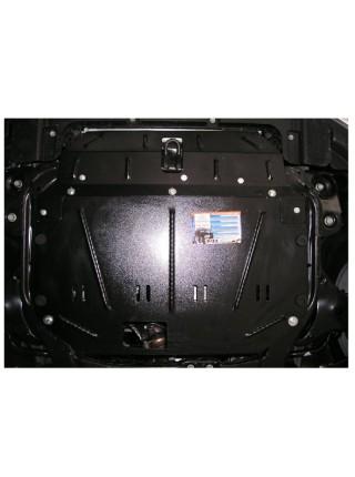 Защита двигателя, КПП, радиатора для авто Kia Ceed 2007-2012 V-все ( TM Kolchuga ) Стандарт
