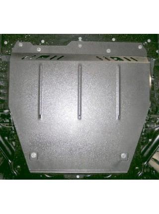 Защита двигателя, КПП, радиатора для авто Nissan Note 2005-2013 V 1,6 АКПП ( TM Kolchuga ) ZiPoFlex
