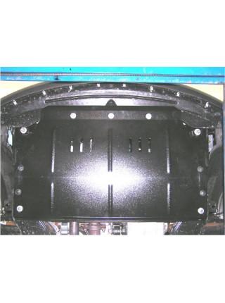 Защита двигателя, КПП, радиатора для авто Mazda CX-9 2007-2016 V-3,5 (АКПП) ( TM Kolchuga ) Стандарт
