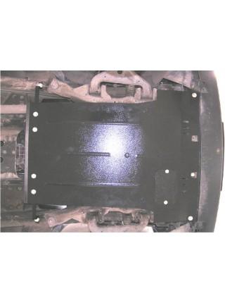 Защита двигателя, КПП для авто Mercedes-Benz Viano D (W 639) 2004- V-все ( TM Kolchuga ) ZiPoFlex