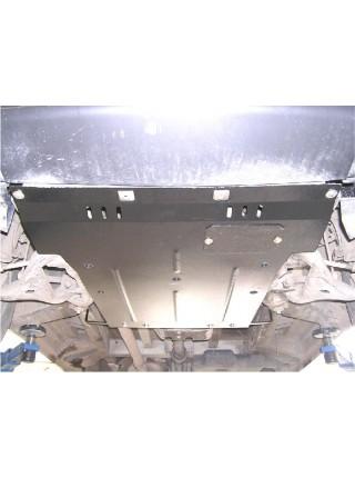 Защита двигателя, КПП для авто Mercedes-Benz Vito D (W 639) 2004- V-все ( TM Kolchuga ) ZiPoFlex