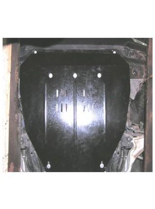 Защита двигателя, КПП, радиатора для авто Honda Pilot 2008-2012 V-3,5 (АКПП) ( TM Kolchuga ) Стандарт