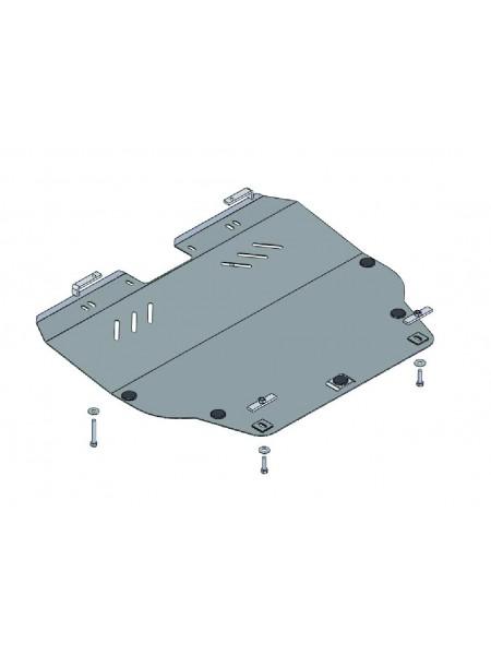 Защита двигателя, КПП для авто Mazda 6 GH 2007-2012 V-1,8 2,0 2,5 ( TM Kolchuga ) ZiPoFlex