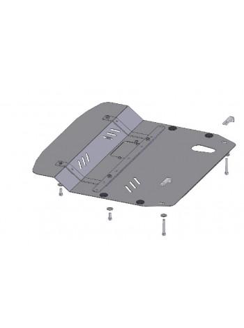 Защита двигателя, КПП, радиатора для авто Kia Magentis II 2005-2011 V-все ( TM Kolchuga ) Стандарт