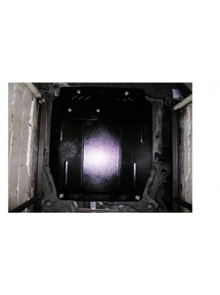 Защита двигателя, КПП, радиатора для авто Jeep Compass 2006-2011 V-2,4 (АКПП) ( TM Kolchuga ) ZiPoFlex