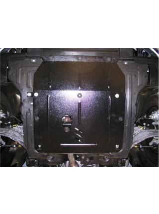 Защита двигателя, КПП для авто Chevrolet Cruze 2008-2011 V-все D ( TM Kolchuga ) ZiPoFlex