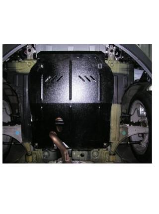Защита двигателя, КПП для авто Opel Insignia A 2008-2016 V-1,8; 2,0; ( TM Kolchuga ) ZiPoFlex