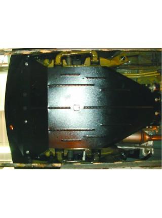 Защита двигателя, КПП, радиатора для авто Mercedes-Benz Viano D (W 639) 2010- V-2,0 CDI (4х4, АКПП) ( TM Kolchuga ) ZiPoFlex