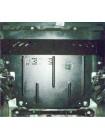 Защита двигателя, КПП, радиатора для авто Renault Kangoo 2007- V-1,6; 1,5 CDI; ( TM Kolchuga ) Стандарт