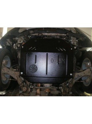 Защита двигателя,КПП, раздат. коробки частично для авто Chevrolet Equinox 2011- V-2,4 ( TM Kolchuga ) Стандарт