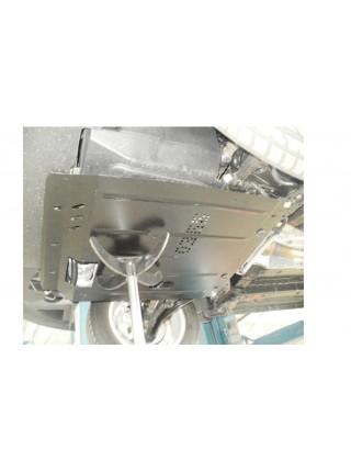 Защита двигателя, КПП, радиатора для авто Dodge Caliber 2006-2012 V-2,0 АКПП ( TM Kolchuga ) ZiPoFlex