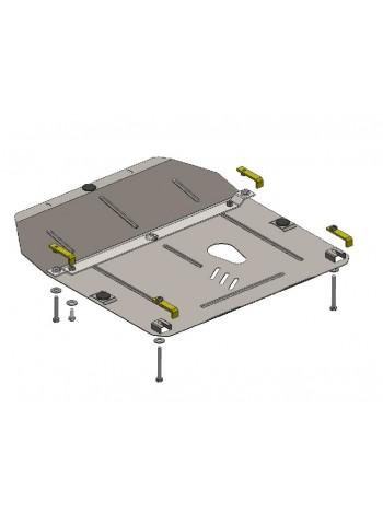 Защита двигателя, КПП, радиатора для авто Chevrolet Orlando 2013- V-все D ( TM Kolchuga ) Стандарт