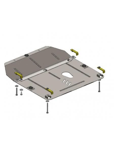 Защита двигателя, КПП для авто Chevrolet Cruze 2011- V-все D (кроме 1,7 CRDI) ( TM Kolchuga ) ZiPoFlex