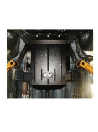 Защита двигателя , КПП, радиатора для авто Great Wall Wingle5 2011- V-2,4 I (МКПП, только бензин) ( TM Kolchuga ) Стандарт