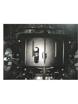 Защита двигателя и КПП для авто Lexus ES 350 2012-2018 V-3,5i ( TM Kolchuga ) Стандарт