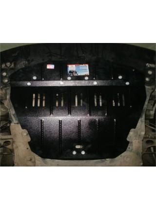 Защита двигателя, КПП, радиатора для авто Peugeot Expert 1995-2007 V-2,0 HDI ( TM Kolchuga ) ZiPoFlex