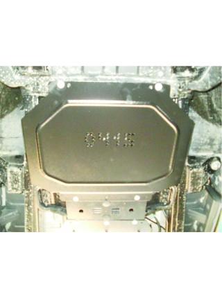 Защита защита АКПП для авто Mitsubishi L200 2006-2014 V-все (АКПП) ( TM Kolchuga ) ZiPoFlex