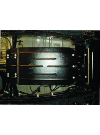 Защита защита раздатки для авто Mitsubishi L200 2006-2014 V-все (АКПП) ( TM Kolchuga ) ZiPoFlex
