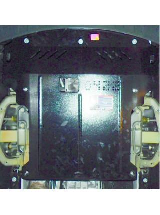 Защита двигателя, КПП, радиатора для авто Mercedes-Benz Sprinter 2006-2012 V-все ( TM Kolchuga ) ZiPoFlex
