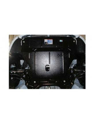 Защита двигателя, КПП, радиатора для авто ЗАЗ Vida 2012- V-все (кроме авто з китайским двигателем) ( TM Kolchuga ) Стандарт