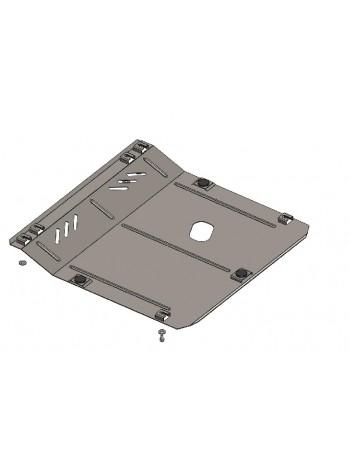 Защита двигателя, КПП, радиатора для авто Chevrolet Tracker 2013- V-1,4; 1,8 i; ( TM Kolchuga ) ZiPoFlex