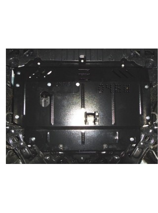 Защита двигателя, КПП для авто Kia Cerato III 2013- V-1,6; 2,0; ( TM Kolchuga ) ZiPoFlex
