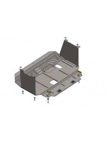 Защита двигателя, КПП для авто Kia Forte 2 2014-2018 V-1,8; 2,0; ( TM Kolchuga ) ZiPoFlex