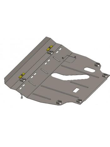 Защита двигателя, КПП для авто Toyota RAV 4 IV 2013- V-2,5 i ( TM Kolchuga ) Стандарт