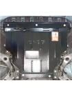 Защита двигателя, КПП, радиатора для авто Ford Kuga 2013- V-все (АКПП, МКПП) ( TM Kolchuga ) ZiPoFlex