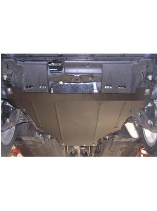 Защита двигателя, КПП для авто Acura TLX 2014-2017 V-2,0; 2,4; 3,5; ( TM Kolchuga ) ZiPoFlex
