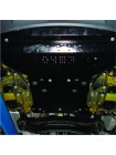 Защита двигателя, КПП, радиатора для авто Mercedes-Benz Sprinter 2013-2018 V-все (кроме 4х4, кроме Российской сборки) ( TM Kolchuga ) Стандарт
