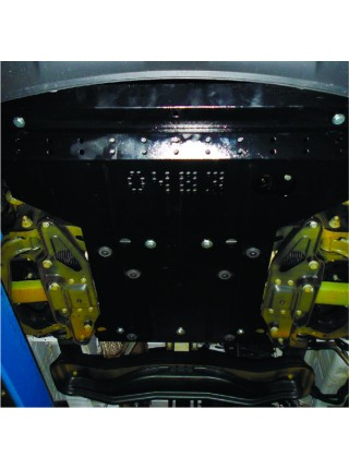 Защита двигателя, КПП, радиатора для авто Mercedes-Benz Sprinter 2013-2018 V-все кроме 4х4 ( TM Kolchuga ) Стандарт