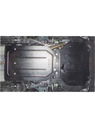 Защита двигателя, КПП, радиатора для авто Subaru Forester 2013-2016 V2,0; 2,5; (USA) ( TM Kolchuga ) ZiPoFlex