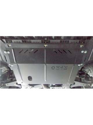 Защита двигателя, КПП для авто Chery Arrizo 7 2013- V- 1,6i (МКПП) ( TM Kolchuga ) ZiPoFlex