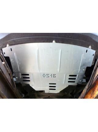 Защита двигателя, КПП, радиатора для авто Opel Movano 2010- V-все ( TM Kolchuga ) Стандарт