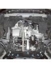 Защита двигателя, КПП, радиатора для авто Daewoo Gentra 2013- V-1.5 (МКПП) ( TM Kolchuga ) Стандарт