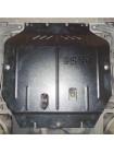 Защита двигателя, КПП, радиатора для авто BYD G6 2013- V 1,5 turbo ( TM Kolchuga ) ZiPoFlex