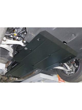 Защита двигателя и КПП для авто Hyundai Genesis 2014-2017 V-3,8 (АКПП) ( TM Kolchuga ) ZiPoFlex